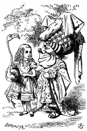 Алиса говорит по-украински