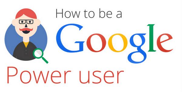 приемы поиска в гугл