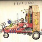 Codex Seraphinianus. Механизмы 2