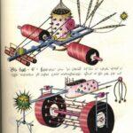 Codex Seraphinianus. Механизмы 4