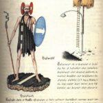 Codex Seraphinianus. Расы 2