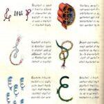Codex Seraphinianus. Письменность 3