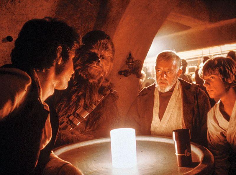 Языки «Звездных войн»