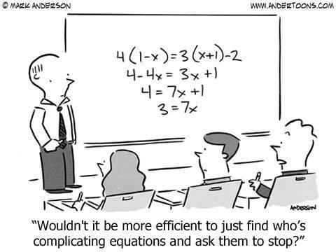Занимательная арифметика для фрилансеров: расчет сроков
