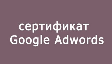 Google_Adwords Олеся Зайцева
