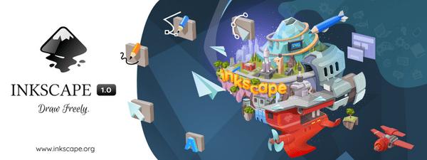 Inkscape новая версия и руководства